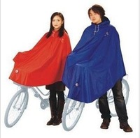 Electric bicycle battery car motorcycle clothing breathable adult raincoat singleplayer poncho