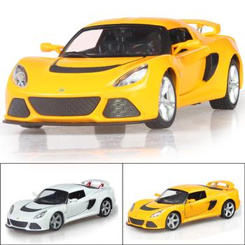 Alloy car models toy car lotus evora s plain