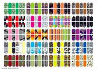 2013 New nail art tips nail sticker water transfer nail art acrylic nails decoration peacock style 20 designs