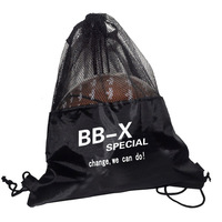 Bb-x special basketball bag basketball bag carry basketball black