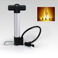 Basketball portable aluminum alloy pump mini pump general
