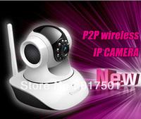 Free Shipping Vstarcam Pan Tilt PNP Plug&Play P2P Indoor Security Network HD Wireless Wifi IP Camera