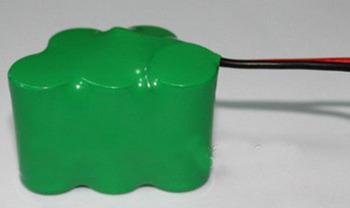 free   shipping 5pcs/lot vacuum cleaner battery 6V sc 5000mah