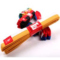 Lastfor1 tae kwon do taekwondo clothes belt multicolour belt 5