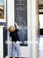 free shipping cheap sale novelty item Cut at random Chalk Board Blackboard Sticker Removable Vinyl Wall Decal
