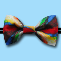 High quality product fashion colorful series bow married bow tie