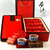 Wuyi dahongpao gift box oolong tea big red robe quality gift tea