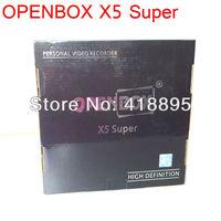 Original satellite receiver openbox x5 super support 3G GPRS IPTV 667MHz MIPS Sunplus1512A Processor openbox X5 free shipping