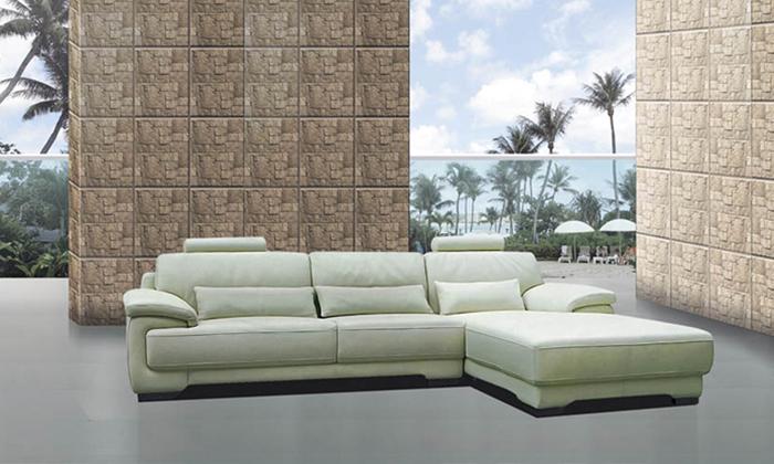 Achetez en gros mobilier moderne salle de s jour en ligne for V shaped living room
