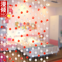 Hot-selling bead curtain crystal bead curtain crystal curtain curtain partition bead curtain decoration curtain