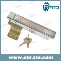 Chrome Coating ZDC Housing, Zinc-plating Steel Cam Electrical Panel Lock