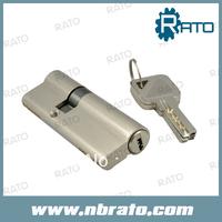 New Arrival 3pcs/lot High Quality CHUGN Copper Door Cylinder Lock