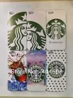 STARBUCKS Coffee girl Hard plastic case for iphone 5 5g  Iphone5 hard back cover shell skin free shipping support drop shipping