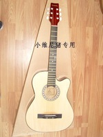 Guitarman38 cutaway acoustic guitar wood guitar