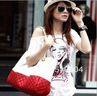 Free Shipping Hot Sale New Arrival PU Leather Panda Women Shoulder Bag Lady Handbag Messenger
