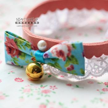 2013 cat pet supplies bell saidsgroupsdirector dog blue bow tie collar w