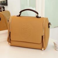 2013 spring bag fashion vintage bag fashion shoulder bag messenger bag fashion messenger bag women's bags