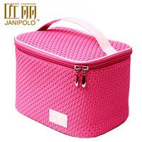 Large capacity cosmetic bag box candy bag portable women's handbag bags