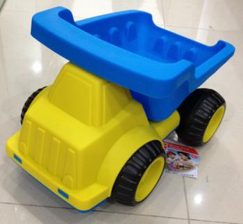 Hape beach toy car Large beach dump-car sand tools