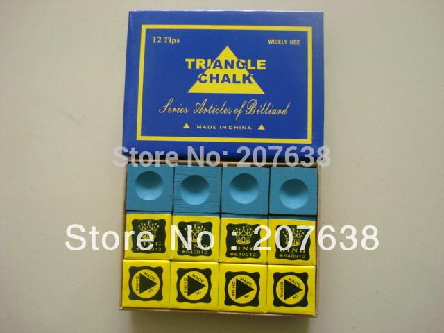 Best Selling! B grade chocolate powder Billiards Supplies Billiard accessories Free Shipping(China (Mainland))