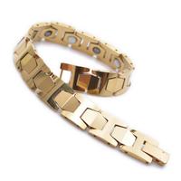 Mens Bracelet  Mens Jewelry wholesale Fashion tungsten Bracelet B731