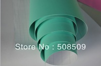 1.52*30m Light Green with air drain Matte vinyl car film  free shipping