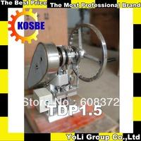 Single punch tablet press machine (Aluminum Base TDP-1.5) pill press machine / pill making / 110V or 220V
