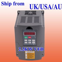 3HP 2.2KW VARIABLE FREQUENCY DRIVE LOW EXOTHERM OF INNER ELEMENT EASY FOR USER TO BUILD UP CENTRALIZED CONTROL SYSTEM