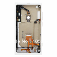 For Nokia lumia 800 White Back Rear Battery Cover Housing  Replacement , Free Shipping+Track Number