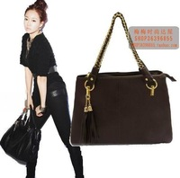 10 ! formal fashion all-match hanging ear handbag bag 2