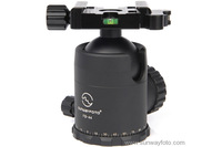 SUNWAYFOTO FB Classic Ball Head FB-44DL With Duo-Lever Clamp Arca-Swiss Compatible SUNWAY
