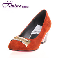 2013 spring and summer autumn women's genuine leather shoes 31212789