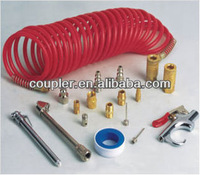 Polyurethane PU Air Hose With Air tool fitting