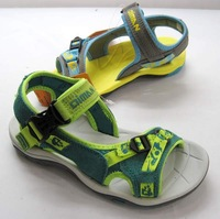 13 child summer outdoor sandals casual beach sandals genuine leather 83189 31 - 37