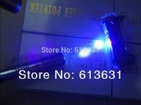 1000mW 1w 405nm high powered focusable violet blue laser pointer/ UV Purple laser torch Burn Matches