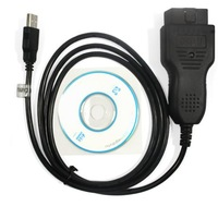 2013 Freeshipping Newest sacn cable for Por-sche Pi-wis Cable  with good quality for for Por-sche Pi-wis diagnostic tool