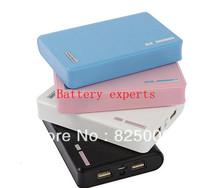 Manufacturers selling mini portable charging treasure 12000 ma free shipping