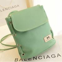 L0372, free drop shipping fashion women Messenger Bags, candy bag women, 18 colors high quality soft bag , candy girl bag