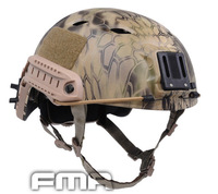 NEW FAST  reaction Base Jump Tactical Helmet highlander Free Shipping