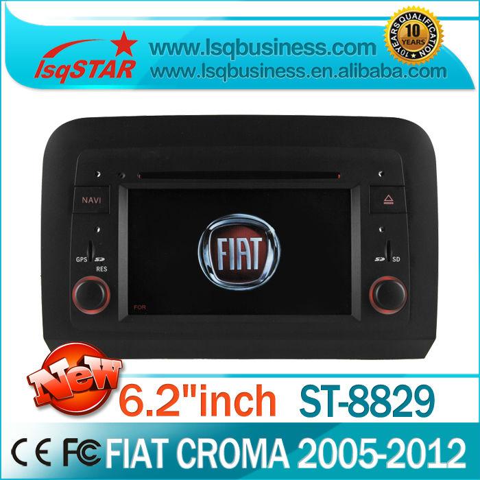LSQ Star (2005-20012)Fiat croma autoradio gps navigation with GPS,BT,Phonebook,Radio,IPOD,audio,2year warranty,Free shipping!(China (Mainland))