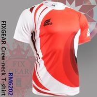 Leo quick-drying t-shirt sports t-shirt badminton football basketball fitness casual t-shirt HP-ZS-RM6202