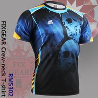 Leo quick-drying t-shirt sports t-shirt badminton football basketball fitness casual t-shirt rm5302