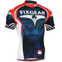 Leo bicycle clothing thin ride service ride pants short-sleeve shorts 3502