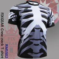 Leo quick-drying t-shirt sports t-shirt badminton football basketball fitness casual t-shirt HP-ZS-RM5502