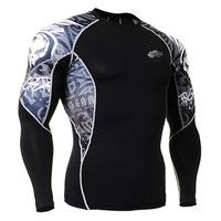 Leo pro straitest quick-drying t-shirt fitness clothing compression clothing basic shirt c2l-b43