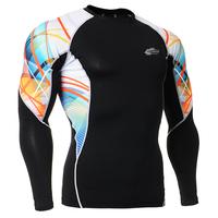 Leo pro straitest quick-drying t-shirt fitness clothing compression clothing basic shirt c2l-b49