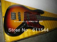 Wholesale Newest 4 Strings Jazz Bass Vintage Sunburst High Quality Best Selling