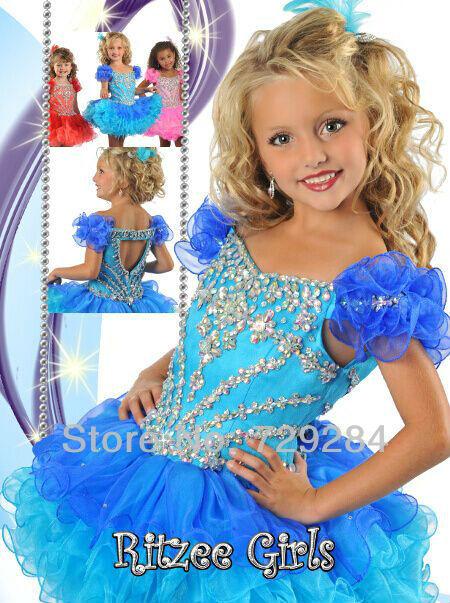 Bleu deux tone parti robes de soir e pour les tout petits for Les tout petits s habillent pour les mariages