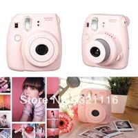 Free Shipping Brand New Fujifilm Instax Mini 8 Instant Film Camera - Pink