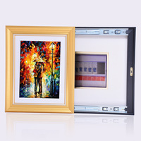Meter box distribution box decorative painting push pull the murals fashion box art paintings